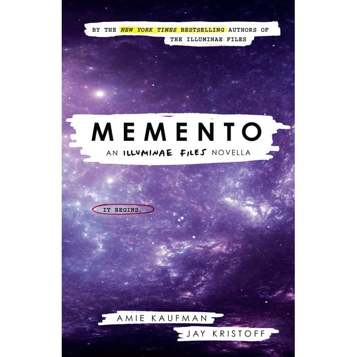 Memento (The Illuminae Files, #0.5) by Amie Kaufman