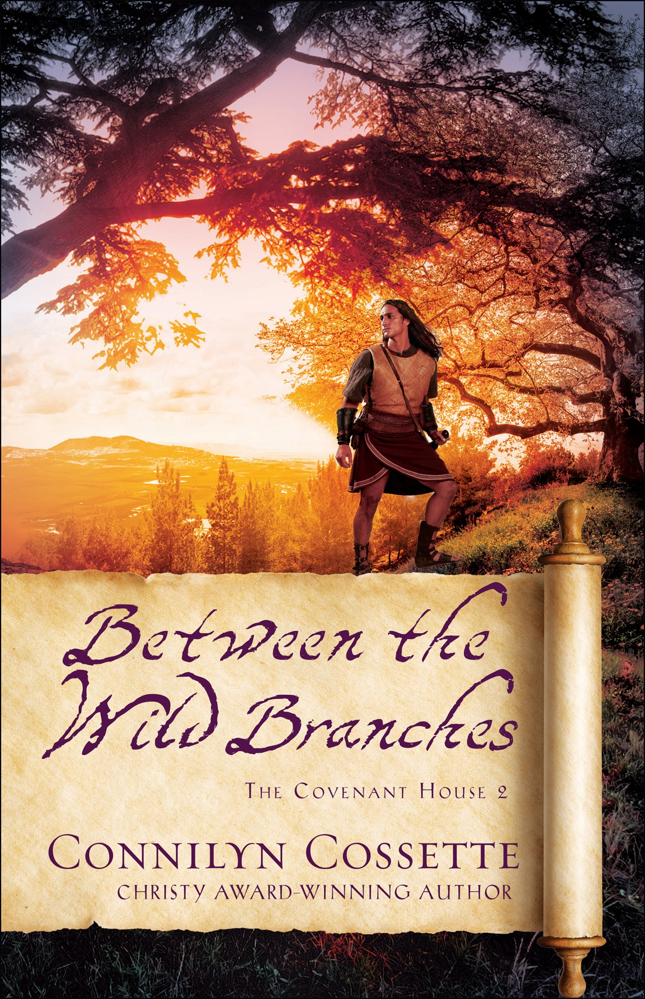 Between the Wild Branches (The Covenant House, #2)