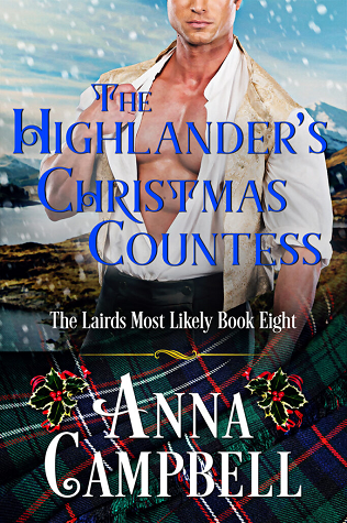 The Highlander's Christmas Countess by Anna Campbell