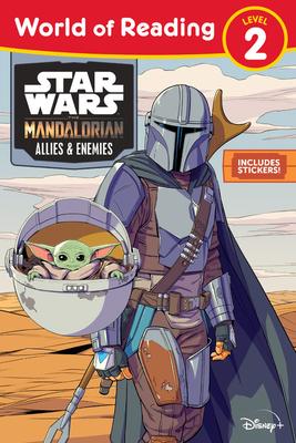 Star Wars: The Mandalorian: Allies & Enemies Level 2 Reader