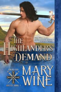 The Highlander's Demand (Highland Rogues, #1)