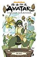 Avatar: The Last Airbender - The Rift (Avatar: The Last Airbender, #3)