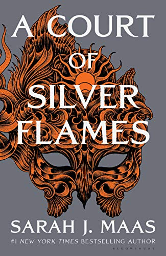 A ​Court of Silver Flames by Sarah J. Maas