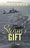 Storm's Gift: a military romantic suspense story (The Night Stalkers CSAR Book 9)