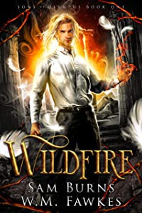 Wildfire (Sons of Olympus #1)