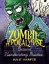 Zombie Apocalypse Cursive Handwriting Practice by Julie Harper