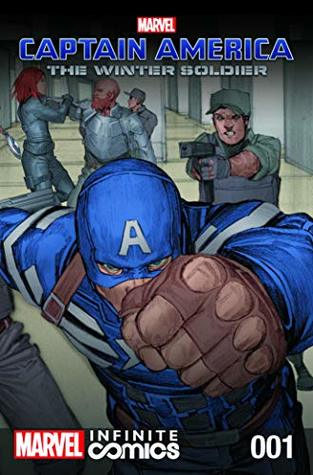 Captain America: The Winter Soldier Infinite Comic #1