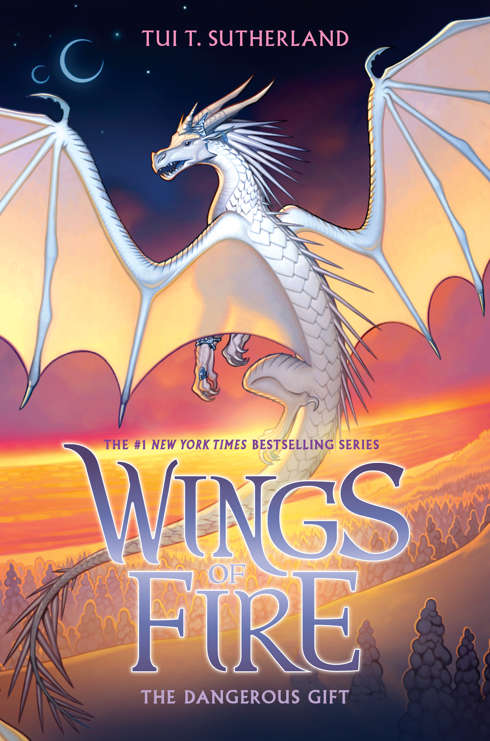 The Dangerous Gift (Wings of Fire, #14)