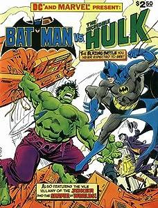 Batman vs. The Incredible Hulk