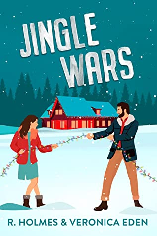 Jingle Wars kindle cover