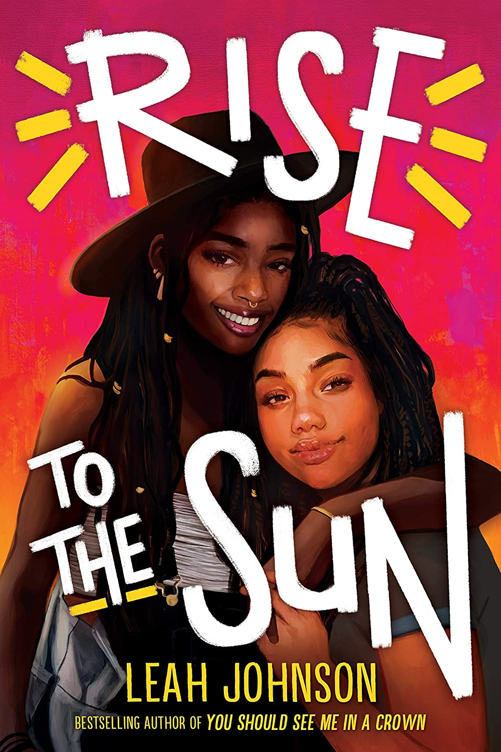 Rise to the Sun by Leah Johnson - Romance-Themed Novels