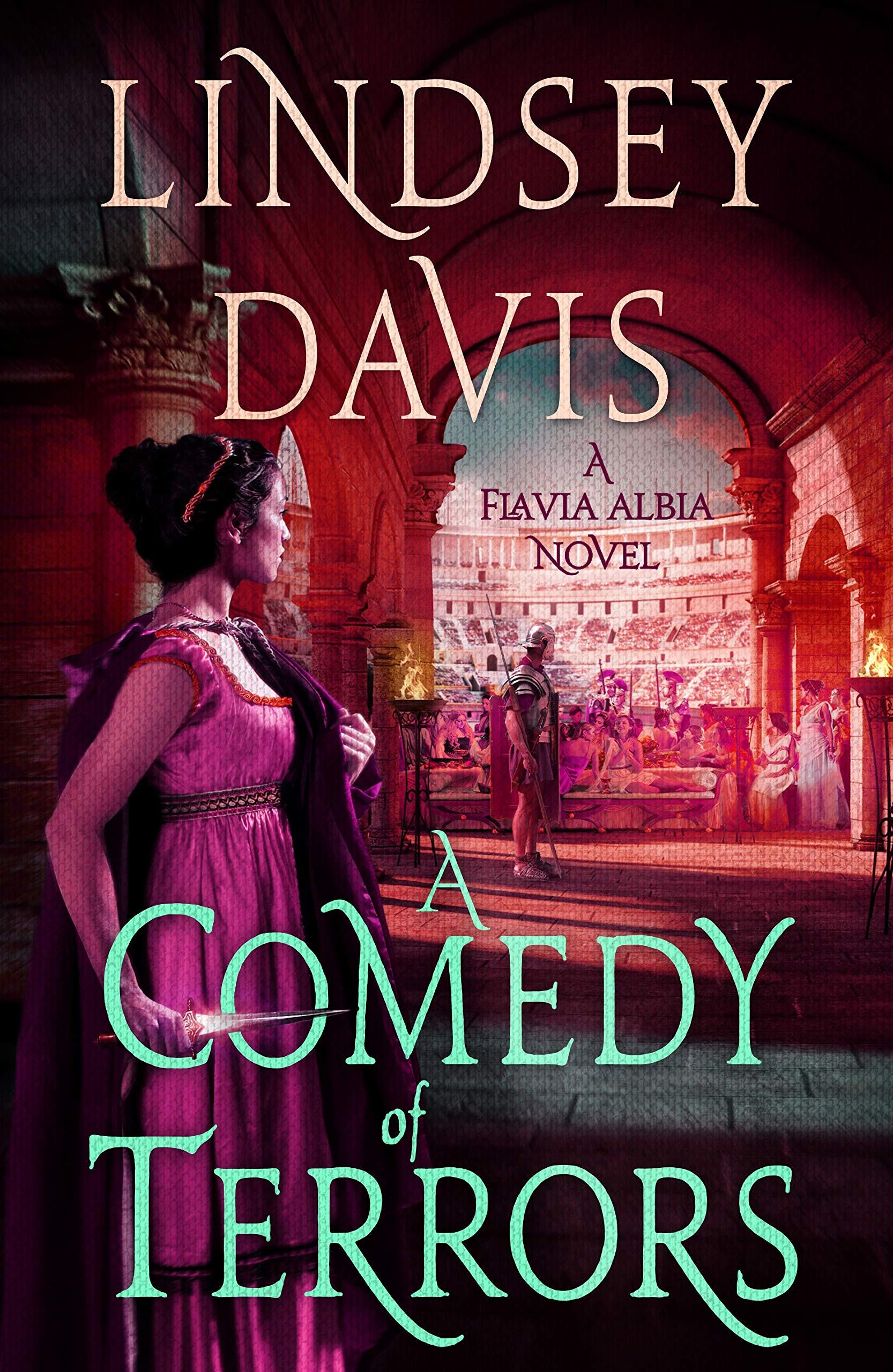 A Comedy of Terrors (Flavia Albia Mystery #9)