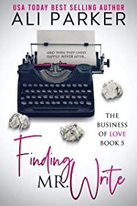 Finding Mr. Write (Business of Love #5)