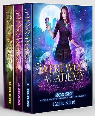 Werewolf Academy Box Set: A Young Adult Paranormal Shifter Romance