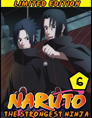 The Strongest Ninja: Collection Pack 6 - Naruto Graphic Novel Ninja Shonen Action Manga For Kids, Children