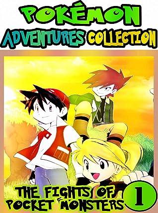 Pocket Adventure: Collection Pack 1 - Pokemon Graphic Novel Pocket Monsters Manga Adventures For Children