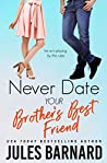 Never Date Your Brother's Best Friend (Never Date #1)