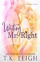 Writing Mr. Right  (Book Boyfriend Chronicles, #2)