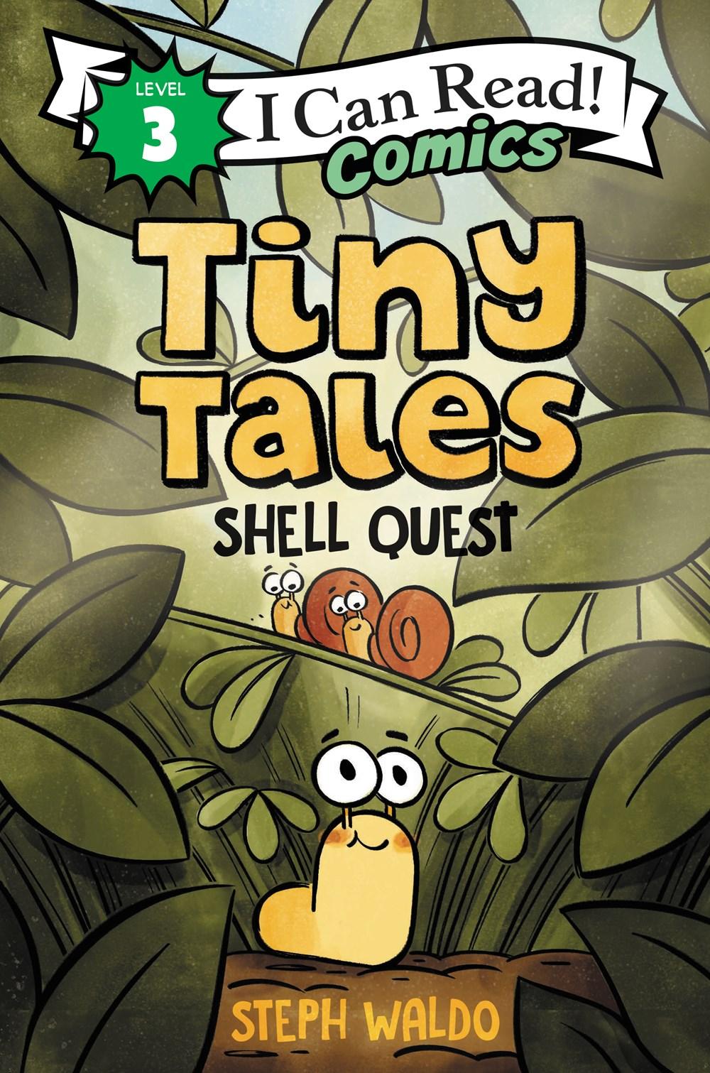 Tiny Tales by Steph Waldo
