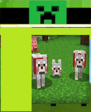 Minecraft- 10 Things You Didn't Know About the Wolf -: (Minecrafters UNOFFICIAL Screen Guide Handbook)- A Christmas Gaming Experiences and Comic gift Book, graphic novels, Build Ideas, Starter Base,