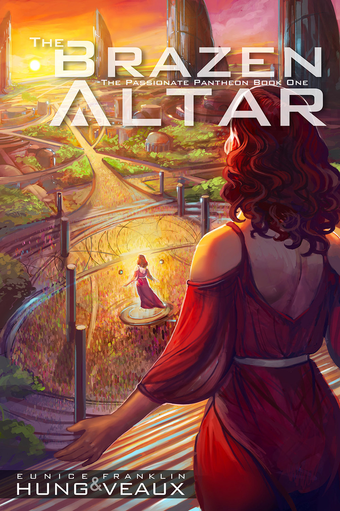 The Brazen Altar (The Passionate Pantheon, #1)