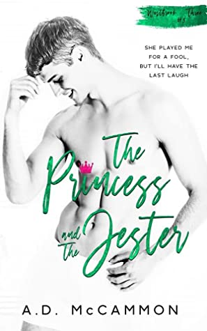 The Princess and the Jester (Westbrook Three #3)