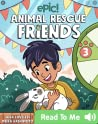 Mikey and Hopper (Epic! Animal Rescue Friends, #3)