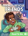 Noah and Pepper (Epic! Animal Rescue Friends, #4)