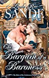 The Bargain of a Baroness (The Heirs of the Aristocracy, #4)
