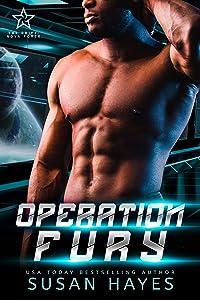 Operation Fury (The Drift: Nova Force #3)