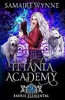 Faerie Elemental (Titania Academy)