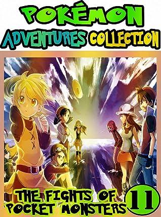 Pocket Adventure: Collection Pack 11 - Pokemon Graphic Novel Pocket Monsters Manga Adventures For Children