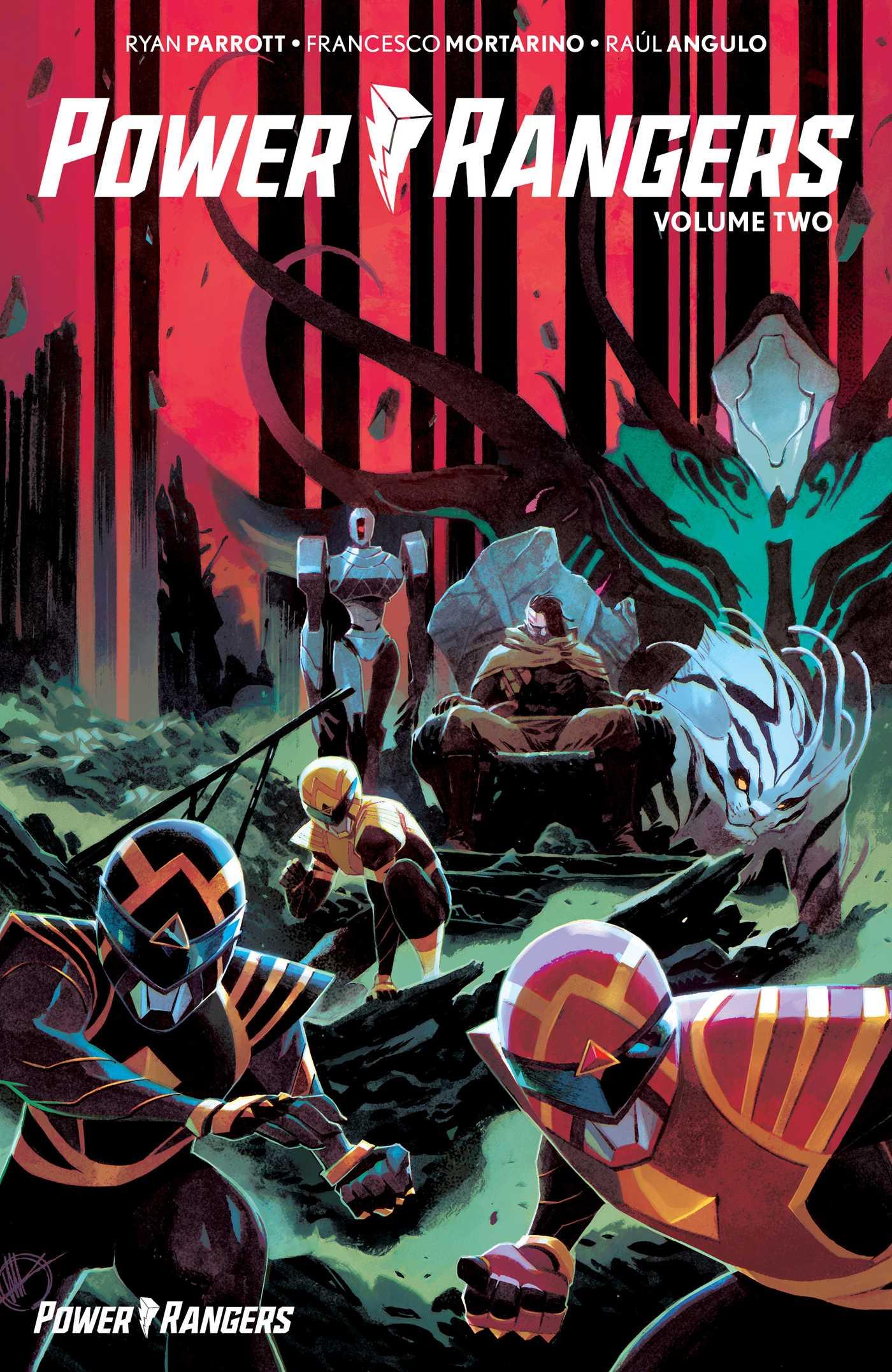 Power Rangers, Vol. 2