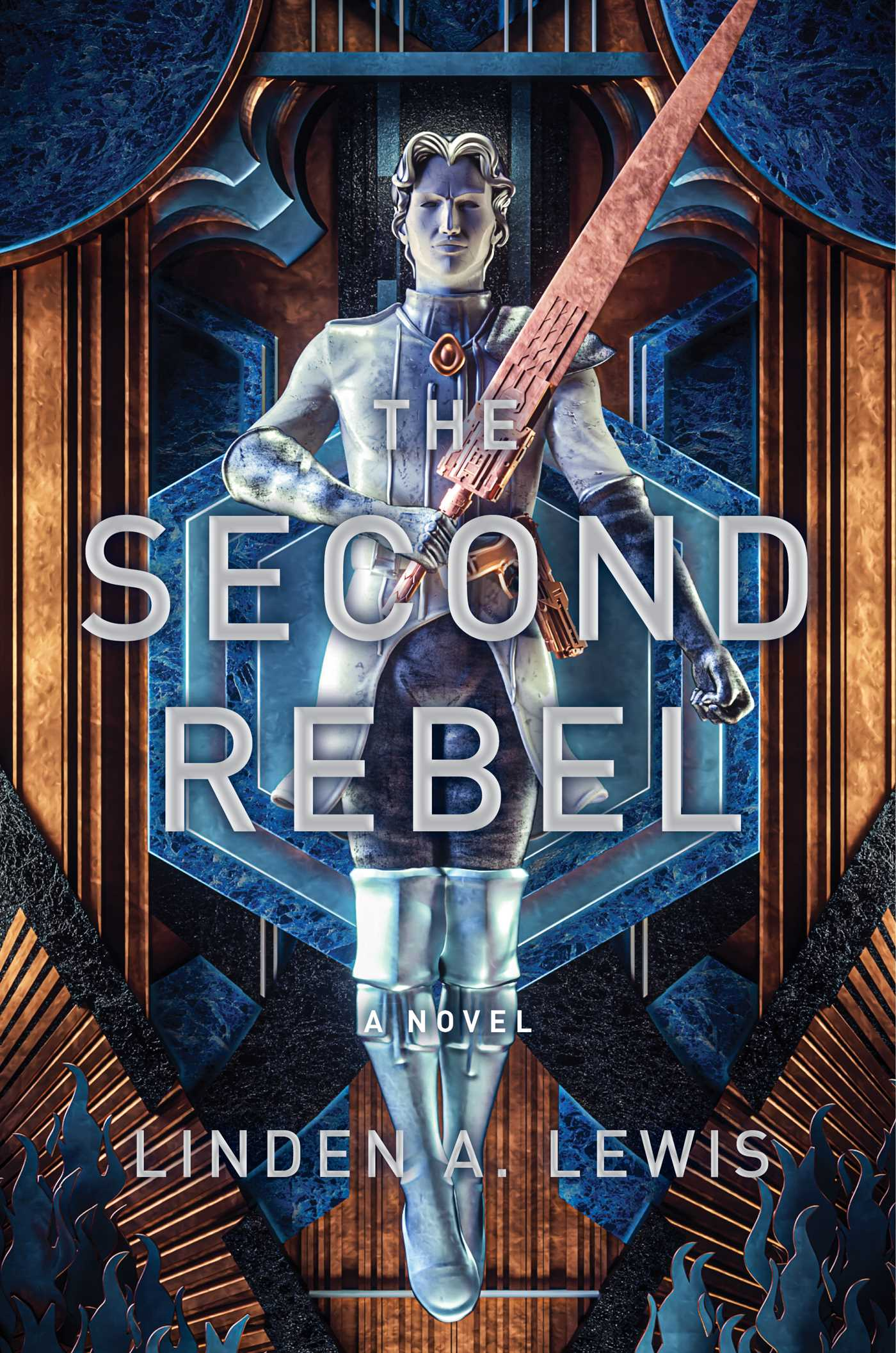 The Second Rebel (The First Sister Trilogy, #2)