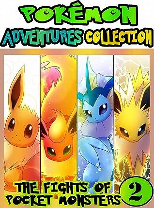Pocket Adventure: Collection Pack 2 - Pokemon Graphic Novel Pocket Monsters Manga Adventures For Children