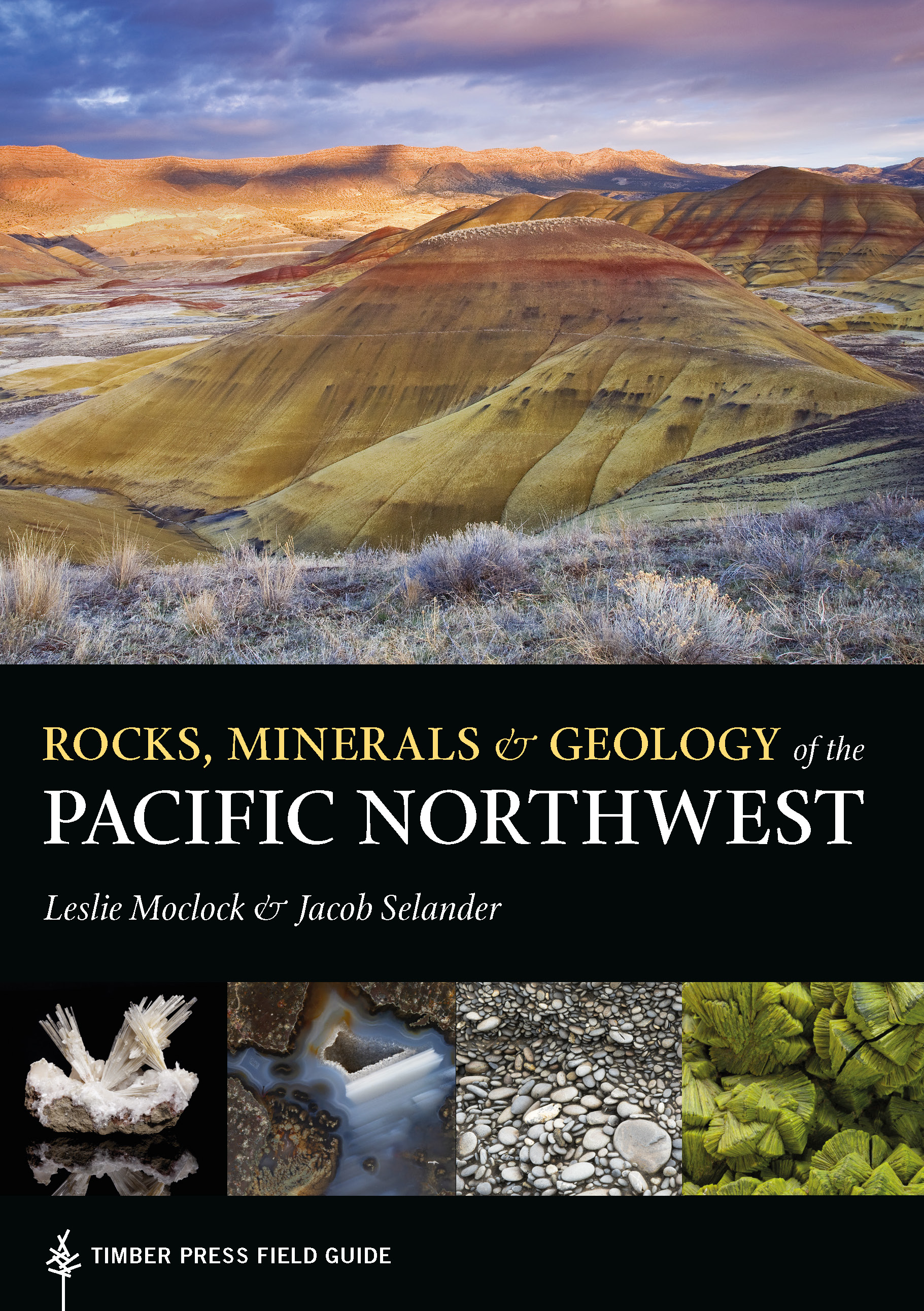 Rocks, Minerals, and Geology of the Pacific Northwest