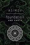 Book cover for Foundation and Earth (Foundation, #5)