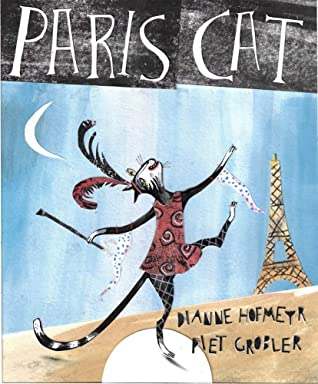 Paris Cat by Dianne Hofmeyr