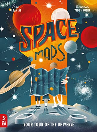 Space Maps by Lara Albanese