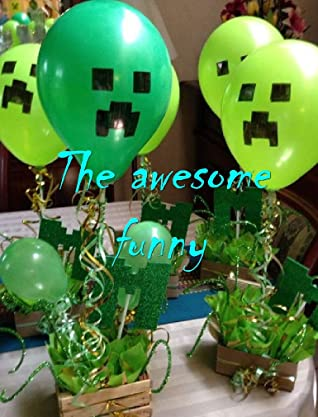 Memes Minecraft for Teens and Kids for kids - The Awesome Funny Book and jokes