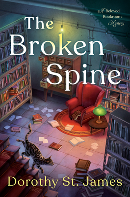 The Broken Spine (Beloved Bookroom Mystery, #1)