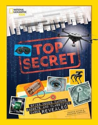 Top Secret by Crispin Boyer