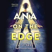 Ana on the Edge Lib/E