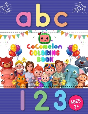 Abc Cocomelon Coloring Book Shapes Coloring Pages 123 Coloring Pages Abc Coloring Pages Other Coloring Pages By Cocome