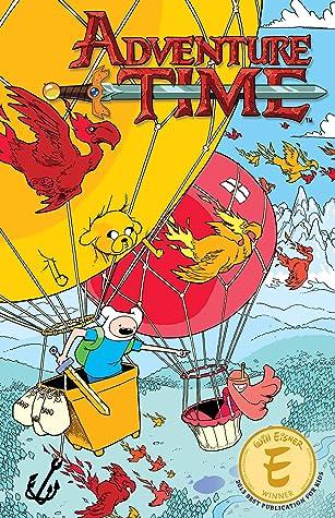 Adventure Time: Vol 4 - Fantasy Graphic Novel Comic For Kid, Children , Teenager , Adults Reader