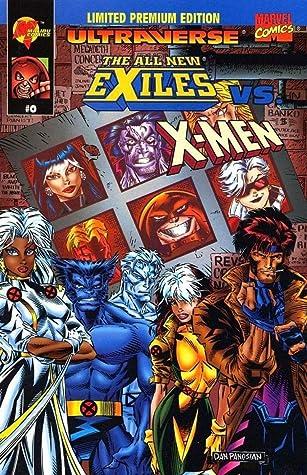 All New Exiles Vs. X-Men #1