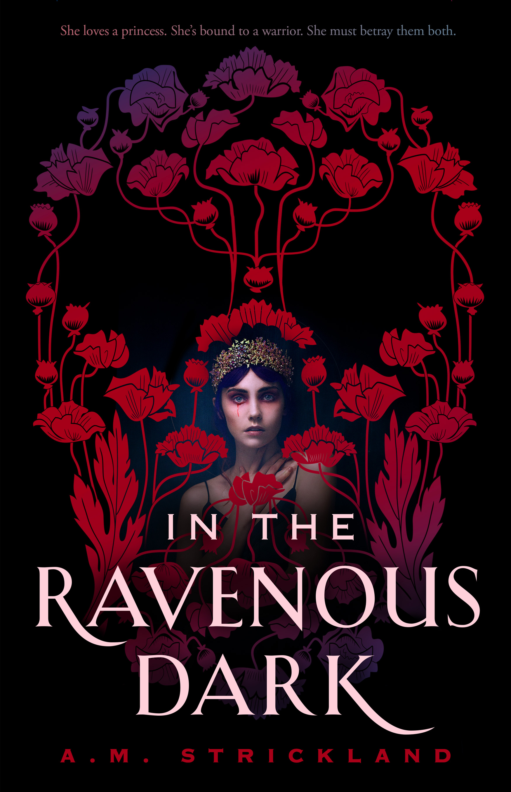 Book cover for In the Ravenous Dark