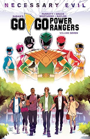 Saban's Go Go Power Rangers, Vol. 7