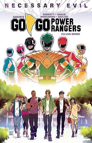 Saban's Go Go Power Rangers, Vol. 7