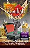 Ghoulish Magic (Tabby Kitten Mysteries #5)